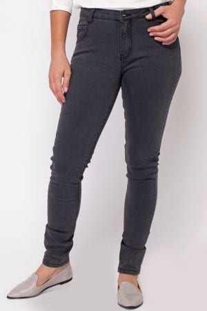 ג'ינס סקיני צללית