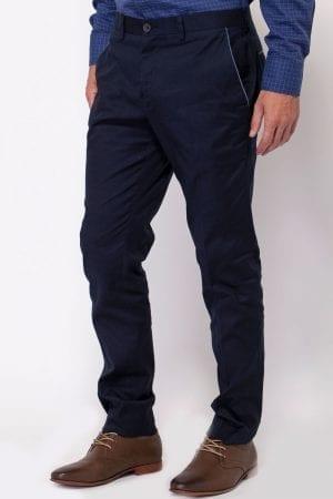 מכנסיים מחוייטים שילוב פספול