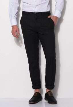 מכנסיים אלגנטיים שחורים