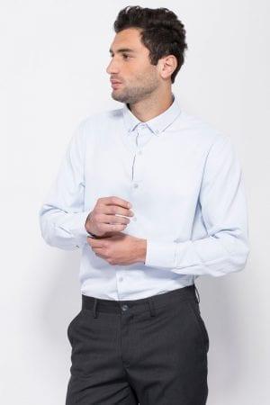 חולצת כפתרה קלאסית