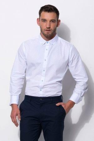 חולצת כפתרה אלגנטית