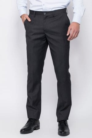 מכנסיים אלגנטיים אפורים