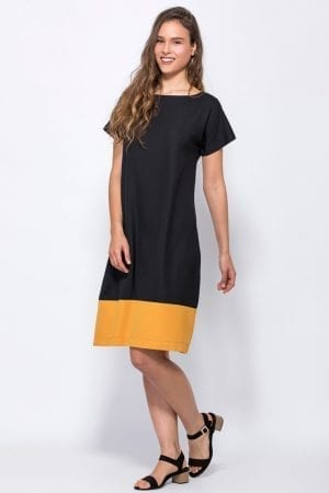 שמלת קולר בלוק