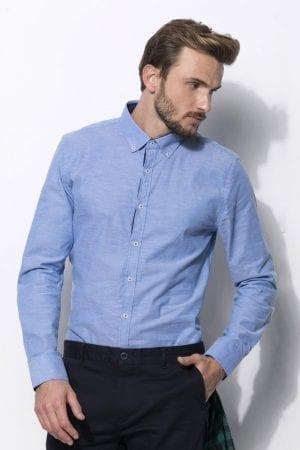 חולצת אוקספורד לייקרה
