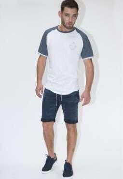 חולצת טי קולג'