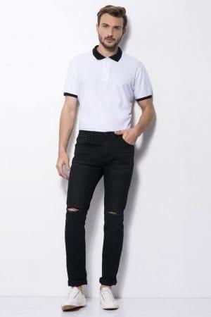 ג'ינס קרעים