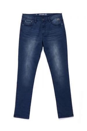 גינס כחול כהה שטיפה