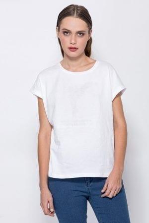 חולצת טי Emboss