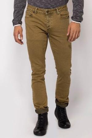 ג'ינס סקיני צבוע