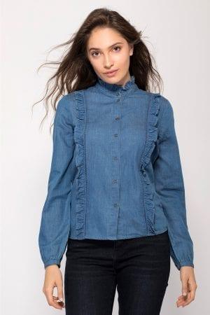 חולצת ג'ינס DENIM פרו-פרו