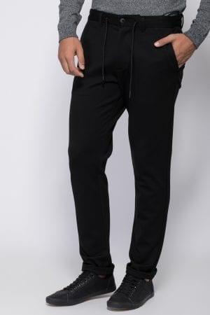 מכנסיים אלגנטיות בשילוב שרוכי קשירה