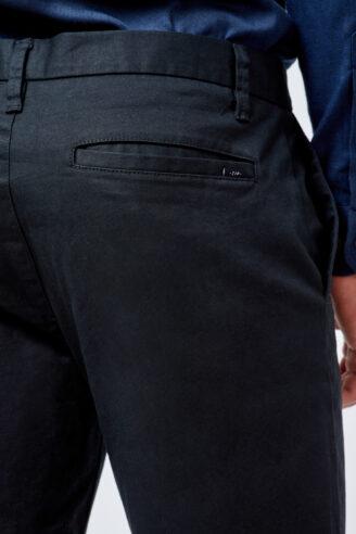 מכנס צ'ינו בסיסי רגל צרה