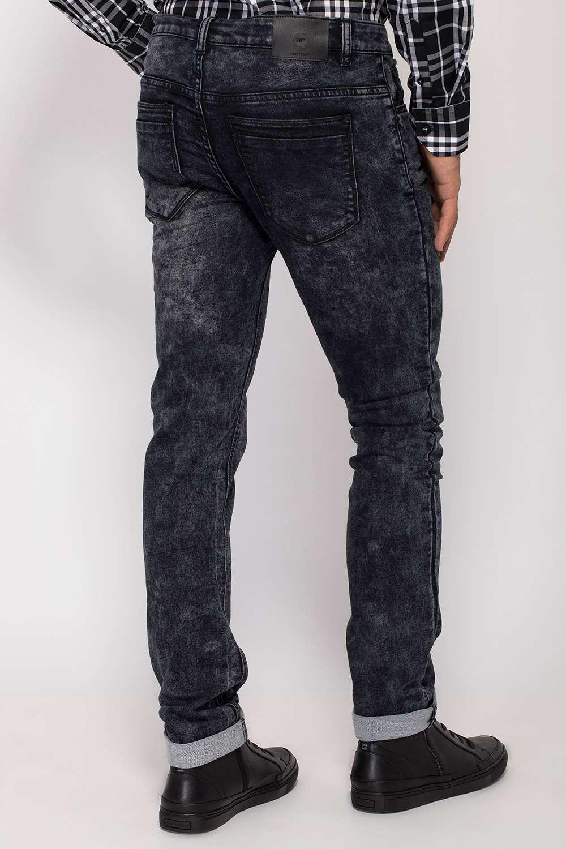 ג'ינס סקיני מבד ג'רסי