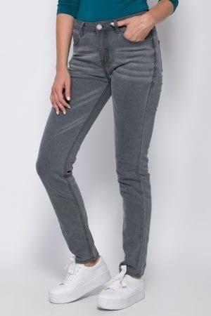 מכנסי ג'ינס סקיני קלאסיק