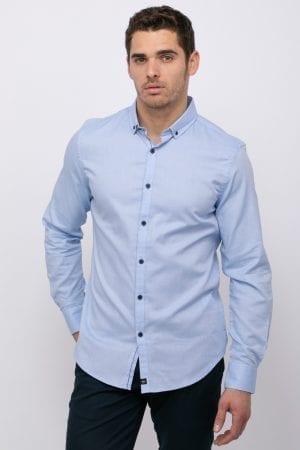 חולצה מכופתרת אוקספורד