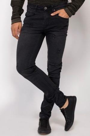 ג'ינס שחור סופר סקיני