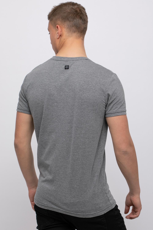 חולצת טי לייקרה צווארון וי