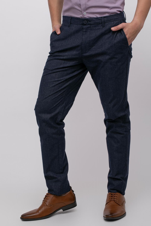 מכנסיים אלגנטיים טקסטורה
