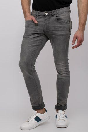 ג'ינס סקיני אפור