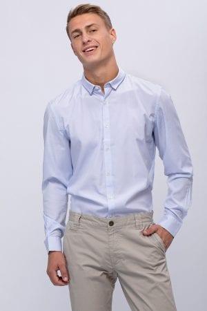 חולצה אלגנטית פסי סיכה