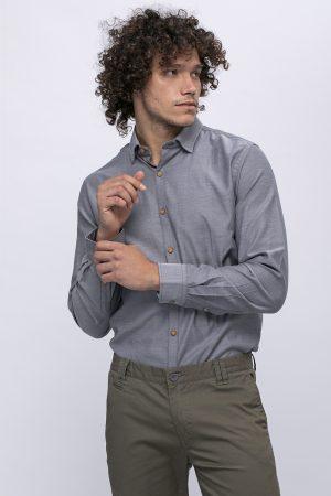 חולצה מכופתרת אלגנט