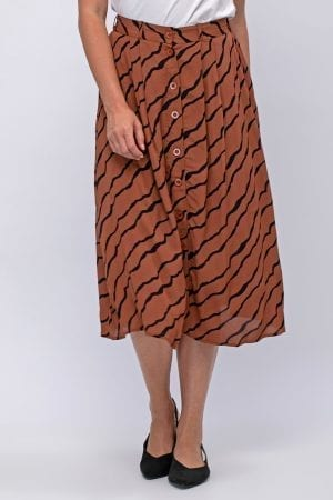 חצאית ספארי