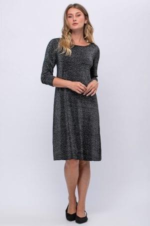 שמלת סריג לורקס