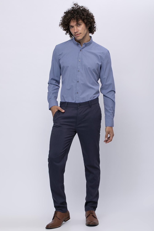 חולצת משבצות פיפטה קטנות