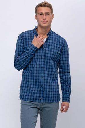חולצת משבצות
