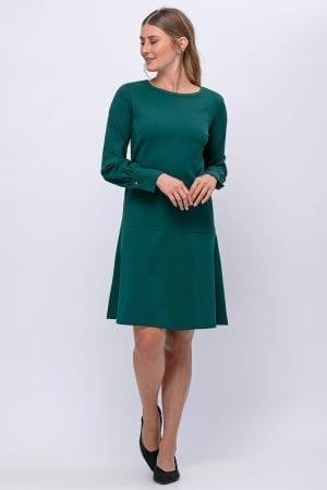 שמלה אלמנט בשרוול