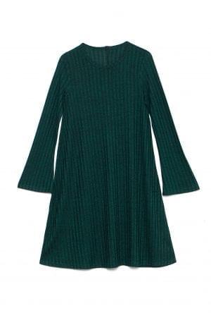 שמלת בייסיק שרוול פעמון