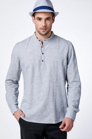 חולצת גלביה פשתן