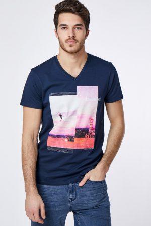 חולצת טי photo print