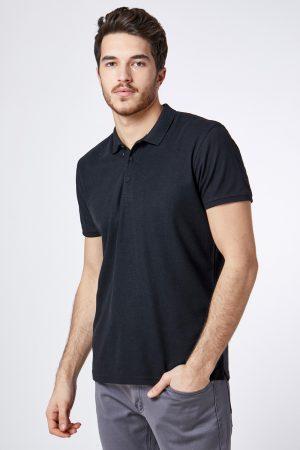 חולצת פולו פיקה בסיס