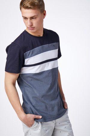 חולצת טי פיקה פסים