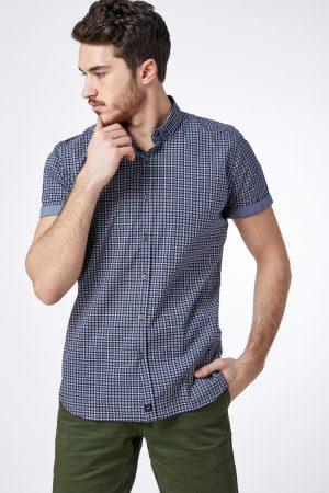 חולצת משבצות קטנות
