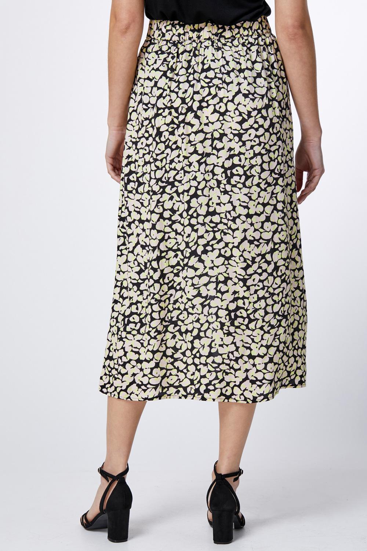 חצאית מודפסת