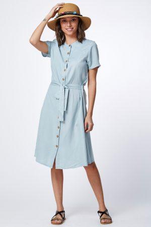שמלת פשתן