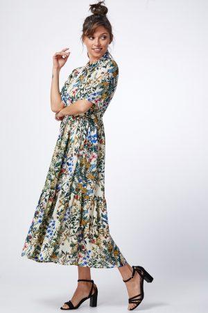 שמלת ג'ונגל