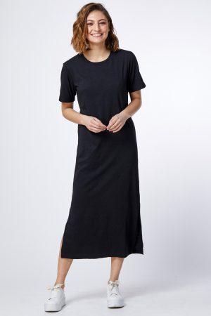 שמלת בייסיק מקסי