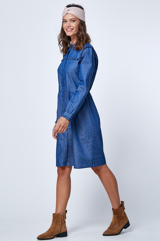 שמלת גינס מחמיאה