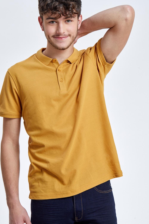 חולצת פולו פיקה קלאסית