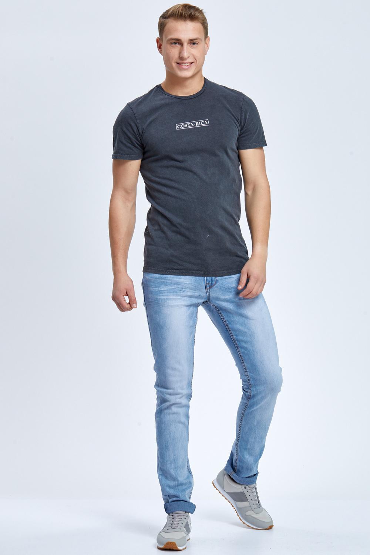 חולצת טי  garment wash