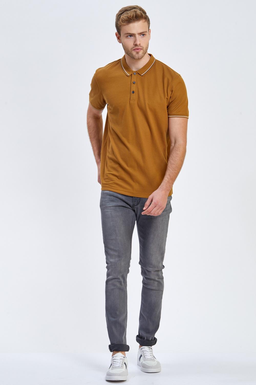 גבר מכנס ארוך ג`ינס