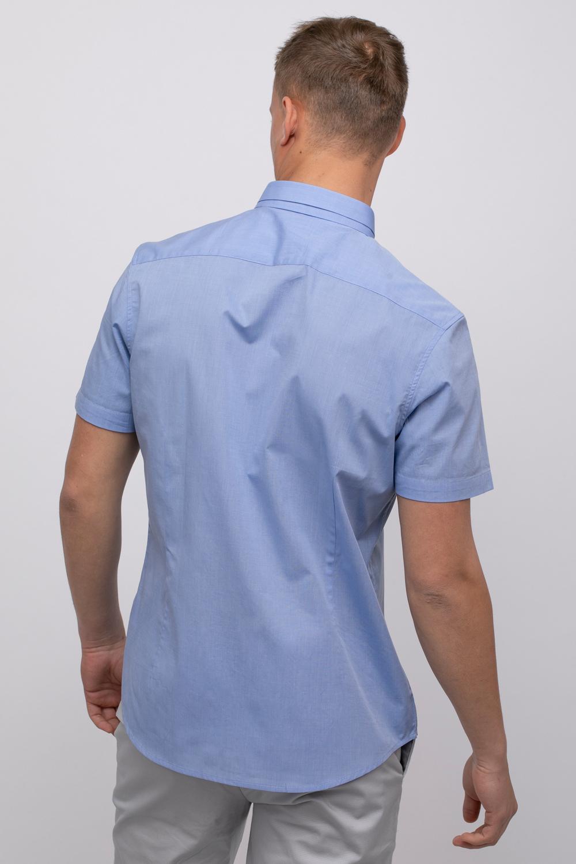 חולצת אריג שרוול קצר