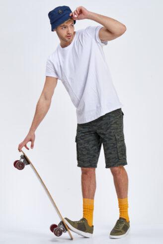 גבר מכנס קצר ברמודה קומופלאג'
