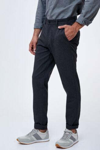 מכנס אלגנט super stretch גזרה צרה