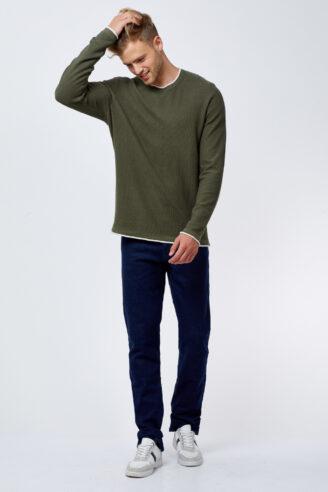 ג'ינס כחול RAW